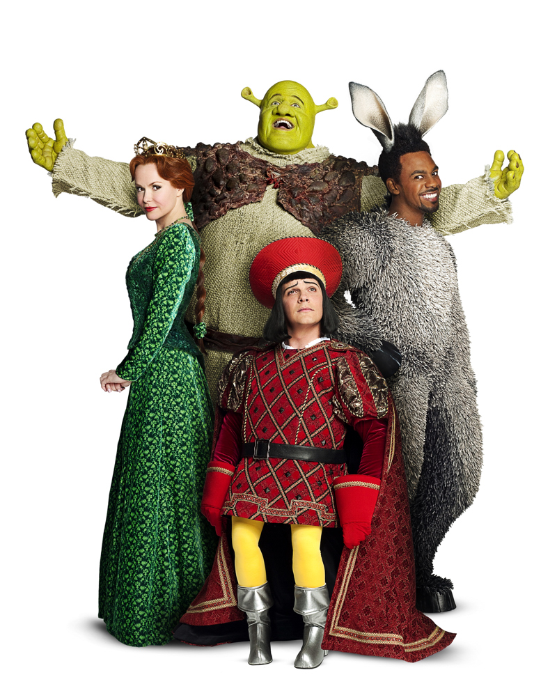 Shrek The Musical | Glasgow Theatre Blog