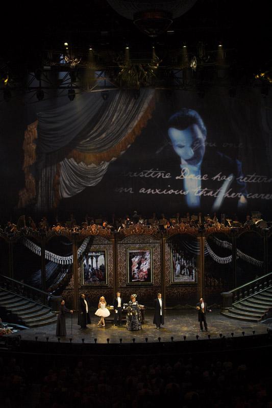 Feature Phantom Of The Opera 25th Anniversary Dvd Glasgow Theatre Blog