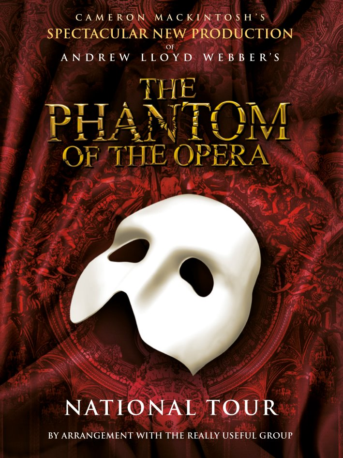 writer of phantom of the opera