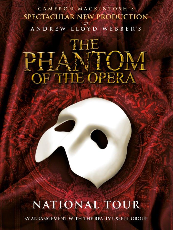 writer of phantom of the opera