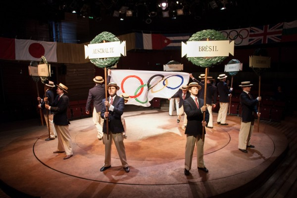 Review Chariots Of Fire Gielgud Theatre London