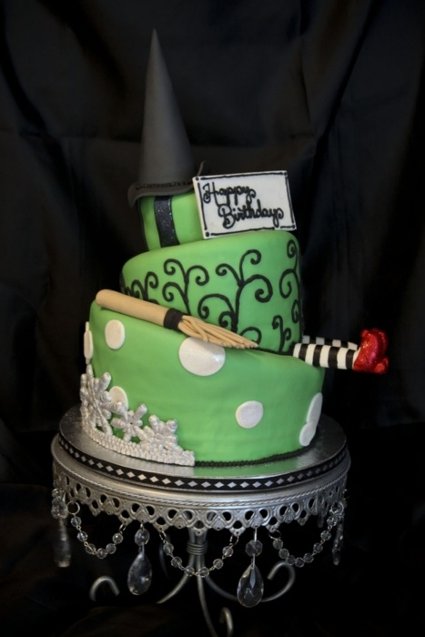 Musical Theatre Madness Wicked The Musical Cakes Yes