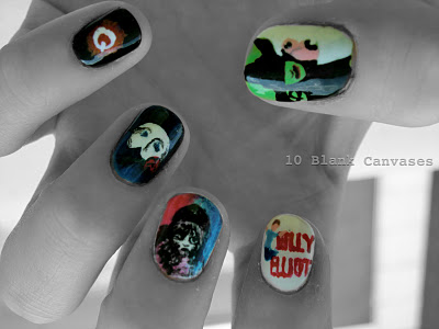 Nail Art Glasgow Theatre Blog