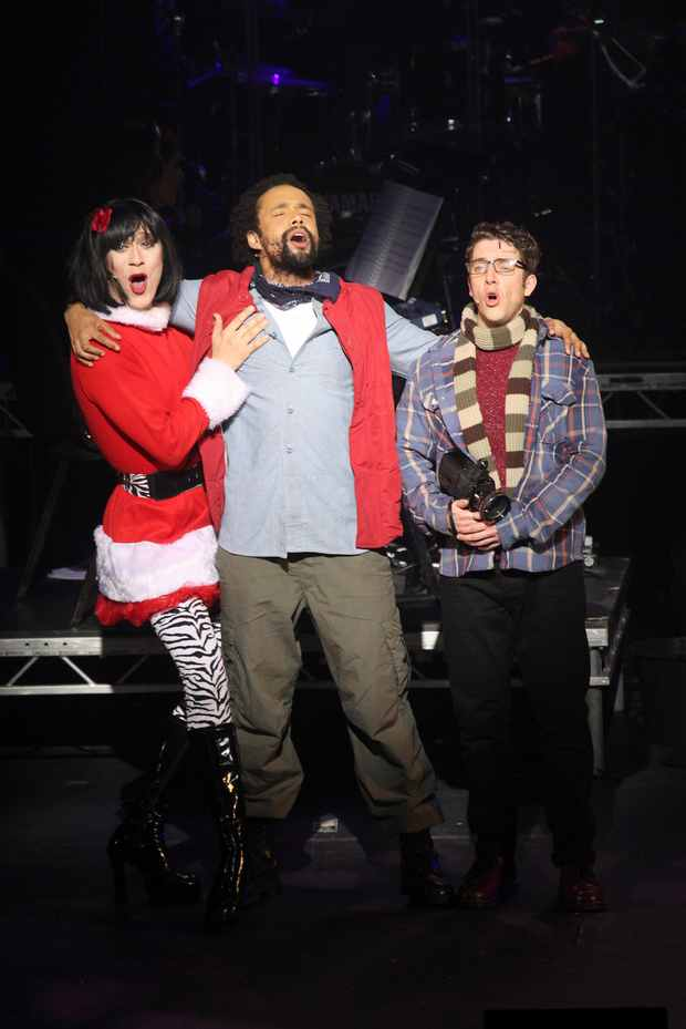 Rent 20th Anniversary Concert at The Liverpool Echo Arena Audito