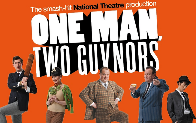 one man two guvnors glasgow kings theatre