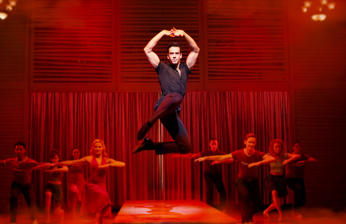 dirty dancing king's theatre glasgow