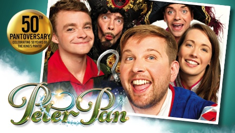 kings panto peter pan