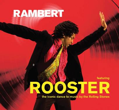 rambert rooster theatre royal glasgow rolling stones