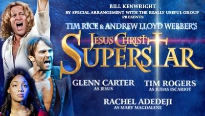 jesus christ superstar glasgow