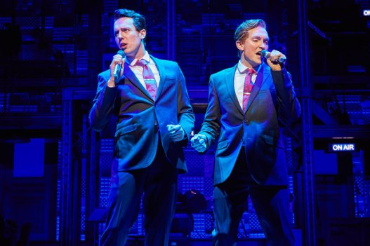 righteous brothers beautiful the musical london