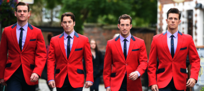 jersey boys theatre royal glasgow