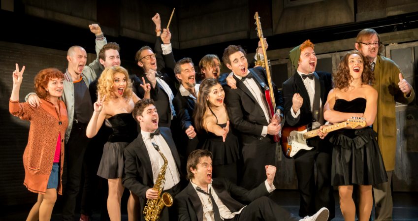 the commitments glasgow theatre royal