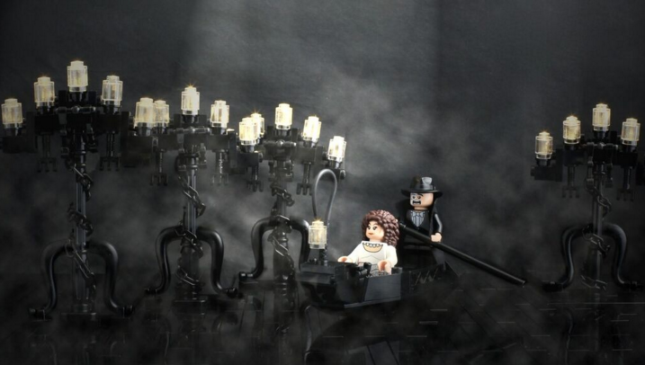 phantom of the opera lego musical theatre national holidays