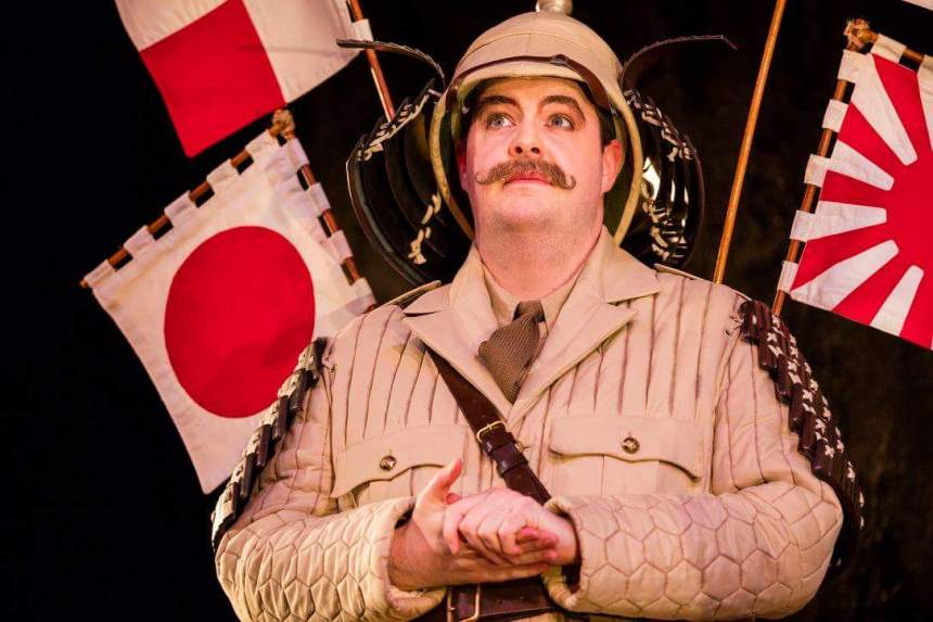 Ben McAteer Scottish Opera Mikado
