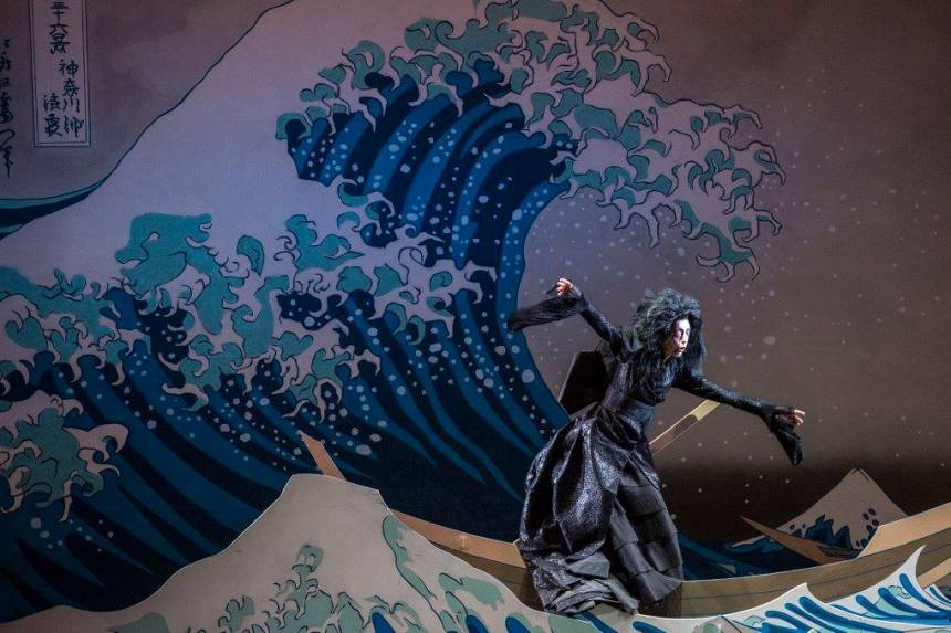 Rebecca de Pont Davies KatishaKatisha Mikad Scottish opera