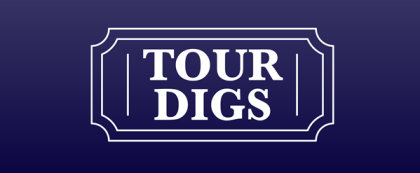tour digs logo