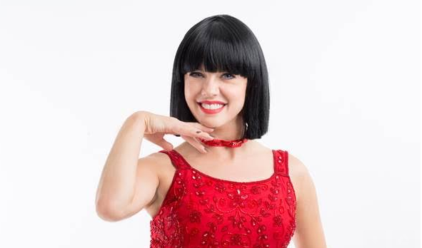 joanne clifton thoroughly modern millie