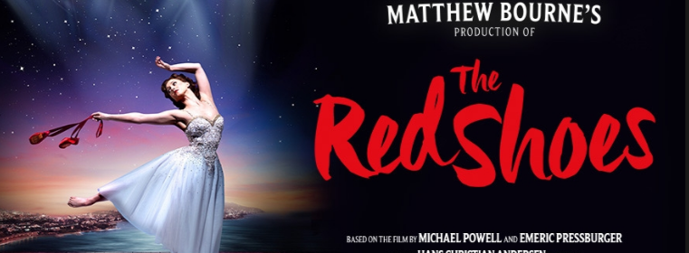 The Red Shoes Matthew Bourne Tickets