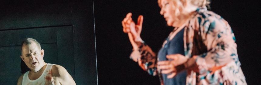 Karen Cargill David Hayward Bluebeard's castle theatre Royal Scottish opera glasgow
