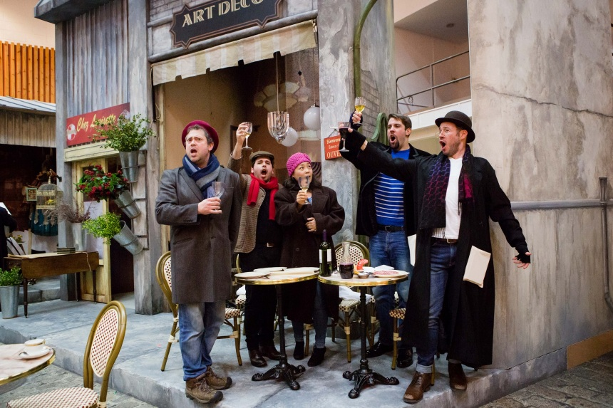 cast scottish opera la boheme