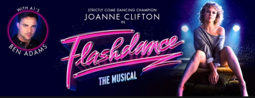 Review Flashdance The Musical Kings Theatre Glasgow Glasgow