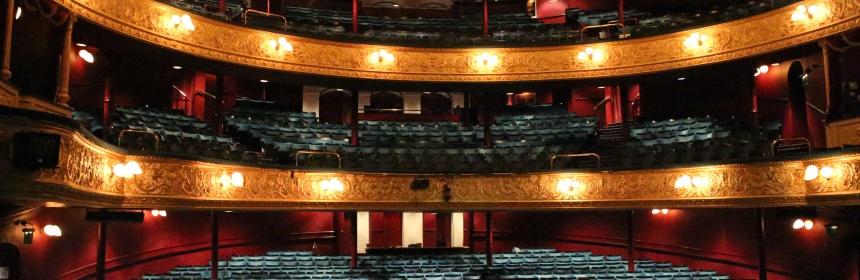 Seat reviews theatre royal glasgow glasgow theatre blog seat reviews theatre royal glasgow freerunsca Gallery