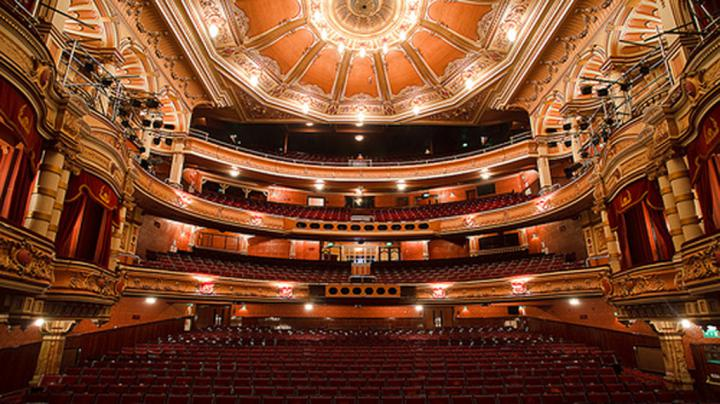 Seat Reviews King S Theatre Glasgow Glasgow Theatre Blog